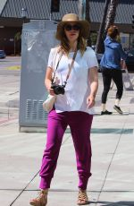 EMILY BLUNT Out and About in Los Angeles 05/22/2006