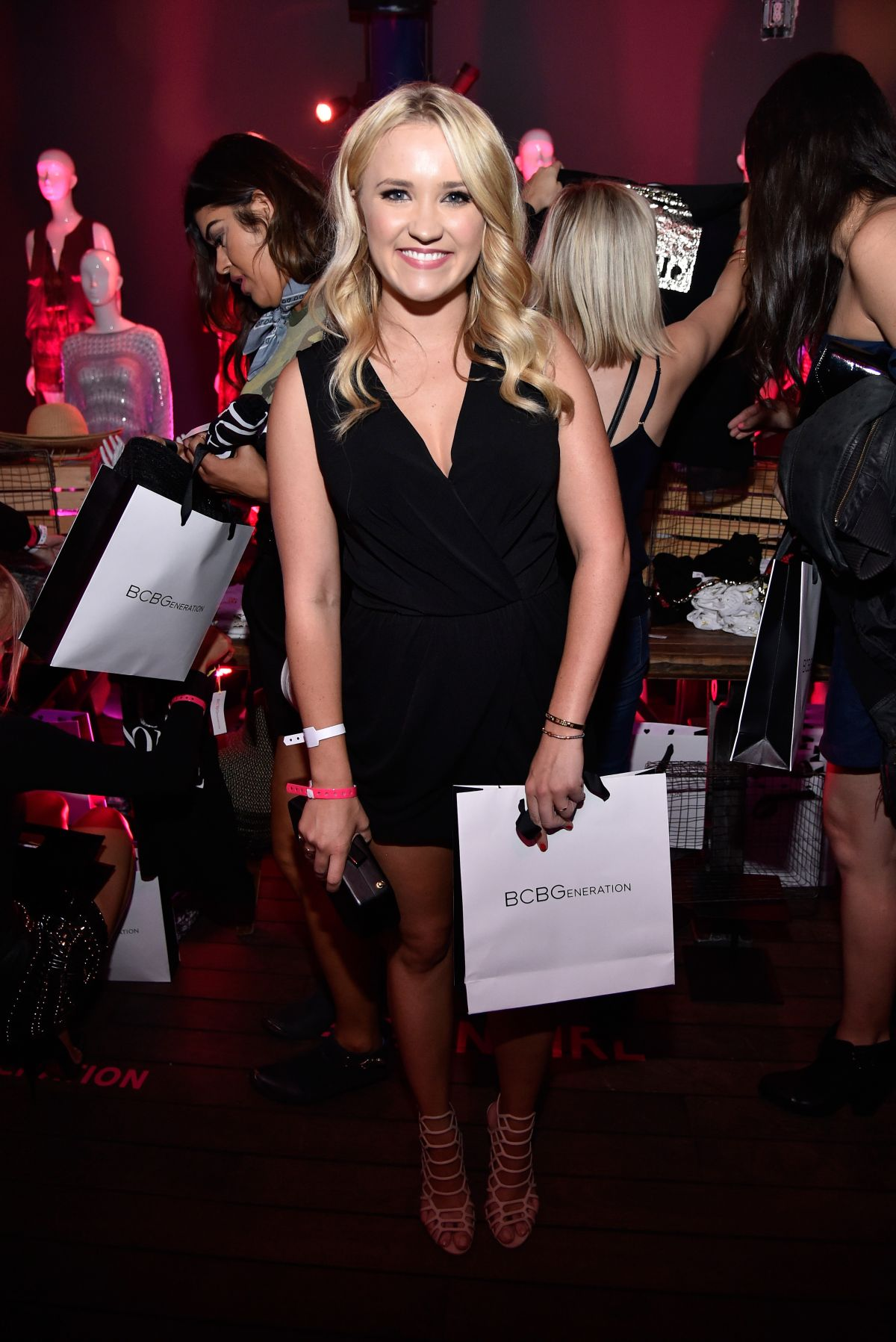EMILY OSMENT at Nylon Young Hollywood Party in West Hollywood 05/12/2016