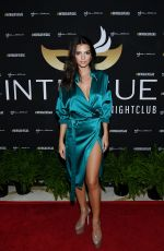 EMILY RATAJKOWSKI Celebrates Her Birthday at Intrique in Las Vegas 05/28/2016