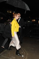EMMA ROBERTS Night Out in New York 05/02/2016
