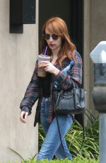 EMMA ROBERTS Out and Abut in West Hollywood 05/06/2016
