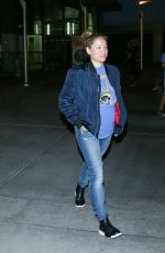 ERIKA CHRISTENSEN at Arclight Theatre in Los Angeles 05/06/2016