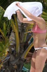 ERIN HEATHERTON in Bikini at a Beach in Mexico 05/01/2016
