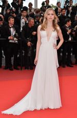 ERIN MORIARTY at 69th Annual Cannes Film Festival Closing Ceremony 05/22/2016