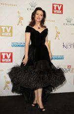 ESSIE DAVIS at 58th Annual Logie Awards in Melbourne 05/08/2016