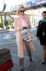 EVA HERZIGOVA Arrives at Nice Airport 05/20/2016