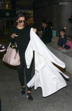 EVA LONGORIA Arrives Back in Los Angeles 05/14/2016