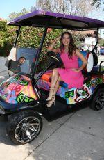 EVA LONGORIA at 9th Annual George Lopez Celebrity Golf Classic in Burbank 05/02/2016