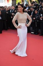 EVA LONGORIA at 'Cafe Society' Premiere and 69th Cannes Film Festival Opening 05/11/2016
