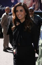 EVA LONGORIA Out and About in Cannes 05/12/2016