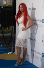 EVA MARIE at 4th Annual Kaleidoscope Ball in Culver City 05/21/2016