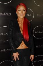 EVA MARIE at Bellami Beauty Bar in West Hollywood 05/05/2016
