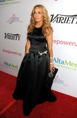 FAYE RESNICK at Altamed Power Up We Are the Future Gala in Beverly Hills 05/12/2016