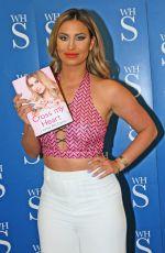 FERNE MCCANN Promotes Her New Book