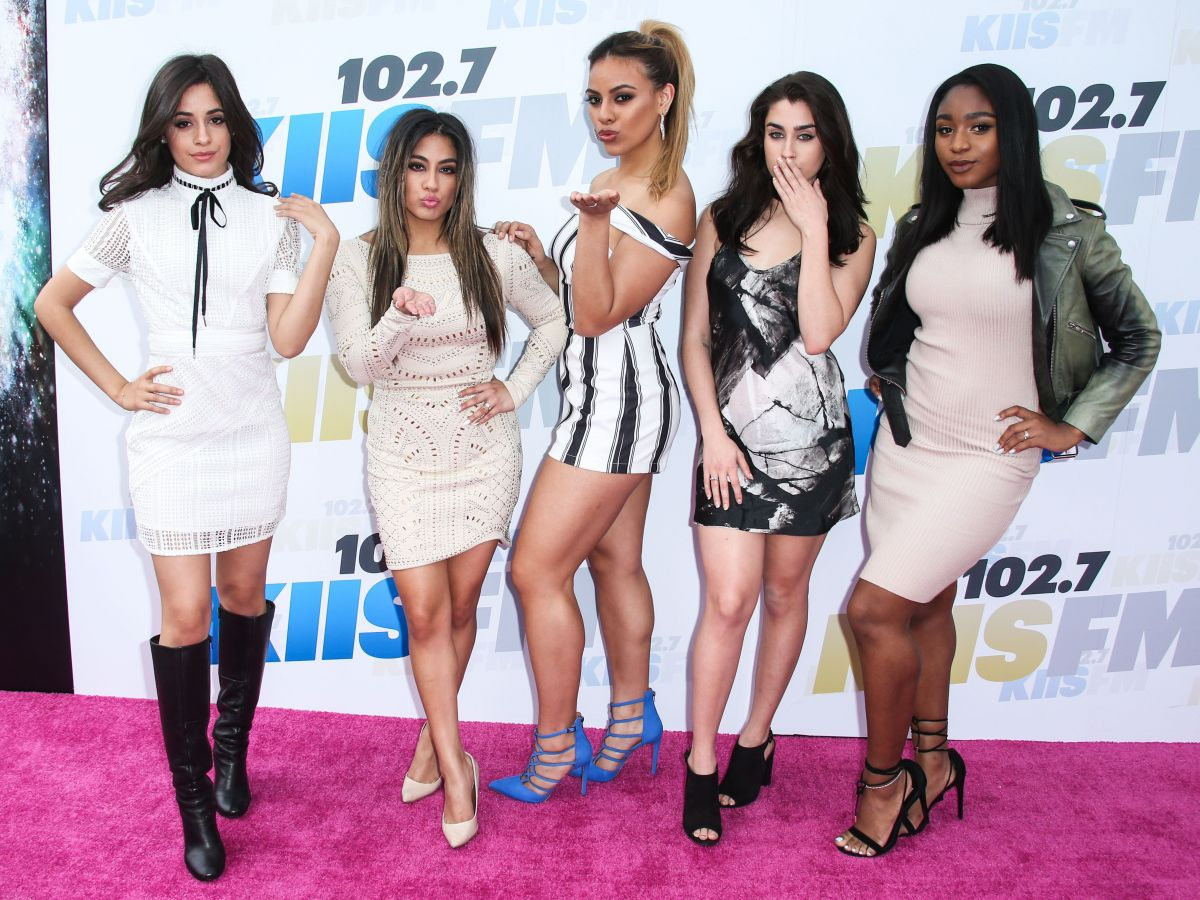 FIFTH HARMONY at 102.7 Kiss FM's 2016 Wango Tango in Carson 05/14 ...