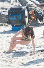 FIFTH HARMONY in Swimwear on the Set of New Music Video in Malibu 05/17/2016
