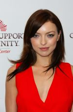 FRANCESCA EASTWOOD at 2016 Gilda Award Gala at in Los Angeles 05/13/2016
