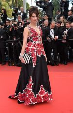 FREDERIQUE BEL at 'Cafe Society' Premiere and 69th Cannes Film Festival Opening 05/11/2016