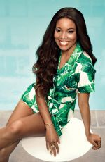 GABRIELLE UNION in Ocean Drive Magazine, April 2016 Issue
