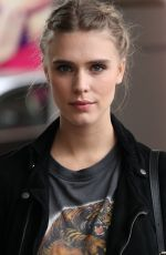 GAIA WEISS at Martinez Hotel in Cannes 05/13/2016