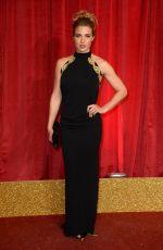 GEMMA ATKINSON at British Soap Awards 2016 in London 05/28/2016