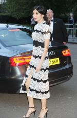 GEMMA CHAN at Vogue 100th Anniversary Gala Dinner in London 05/23/2016