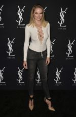 GENEVIEVE MORTON at L'Oreal Paris Blue Obsession Party at 2016 Cannes Film Festival 05/18/2016