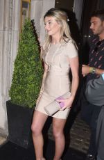 GEORGIA TOFFOLO at Steam and Rye in London 05/11/2016