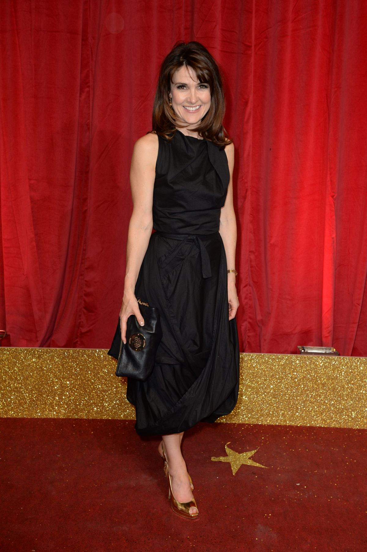 GILLIAN KEARNEY at British Soap Awards 2016 in London 05/28/2016