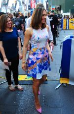 GINGER ZEE at Good Morning America in New York 05/26/2016