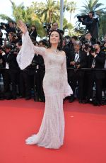 GONG LI at 'Cafe Society' Premiere and 69th Cannes Film Festival Opening 05/11/2016