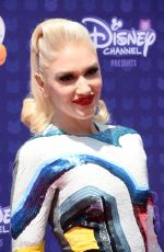 GWEN STEFANI at 2016 Radio Disney Music Awards in Los Angeles 04/30/2016