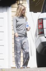 GWYNETH PALTROW Leaves a Friends House in Los Angeles 05/05/2016