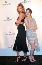 HAILEE STEINFELD and KARLIE KLOSS at Swarovski #bebrilliant in New York 05/24/2016