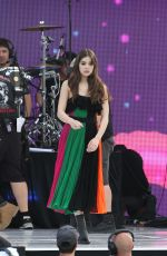 HAILEE STEINFELD at 2016 Iheartradio Summer Pool Party at Fountainbleau Miami Beach 05/21/2016