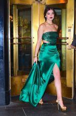 HAILEE STEINFELD at Costume Institute Gala 2016 in New York 05/02/2016
