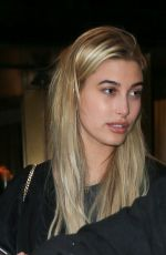 HAILEY BALDWIN Night Out in New York 05/01/2016