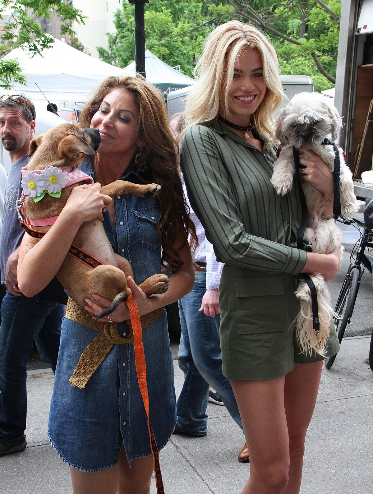 HAILEY CLAUSON and DYLAN LAUREN at Dylan