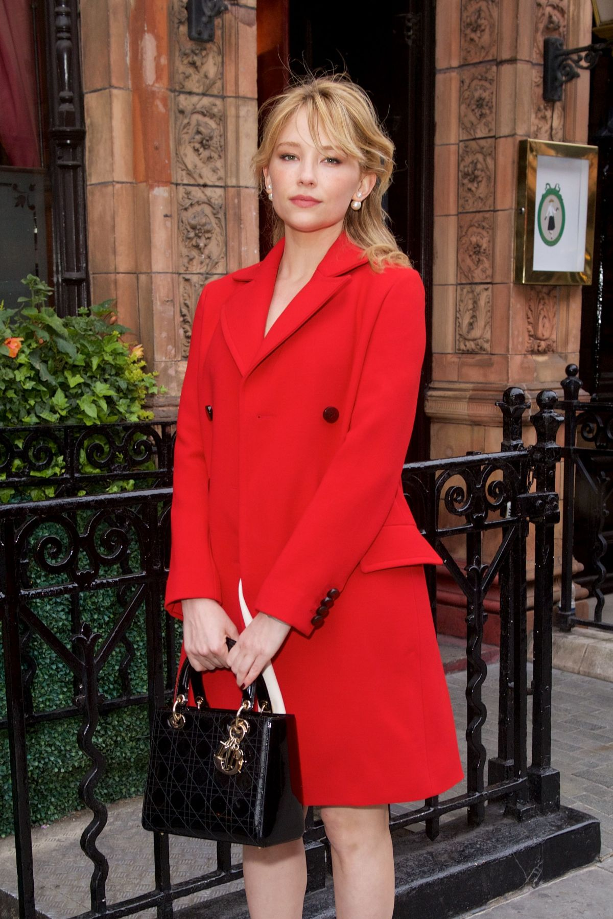 HALEY BENNETT at Lady Dior Party in London 05/30/2016