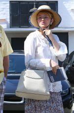 HALEY BENNETT Leaves Meche Salon in Beverly Hills 05/27/2016