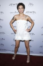 HALSEY at Jewel Nightclub Opening Weekend at Aria Resort & Casino in Las Vegas 05/22/2016