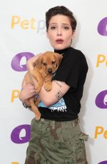 HALSEY at Q102 Radio Station in Bala Cynwyd 05/12/2016