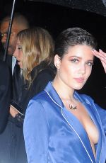 HALSEY Leaves Met Gala After-party in New York 05/02/2016