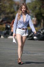 HALSTON SAGE at 'You Get Me' Set in Los Angeles 05/10/2016