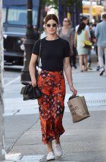HANNELI MUSTAPARTA Out in Manhattan 0/20/2016