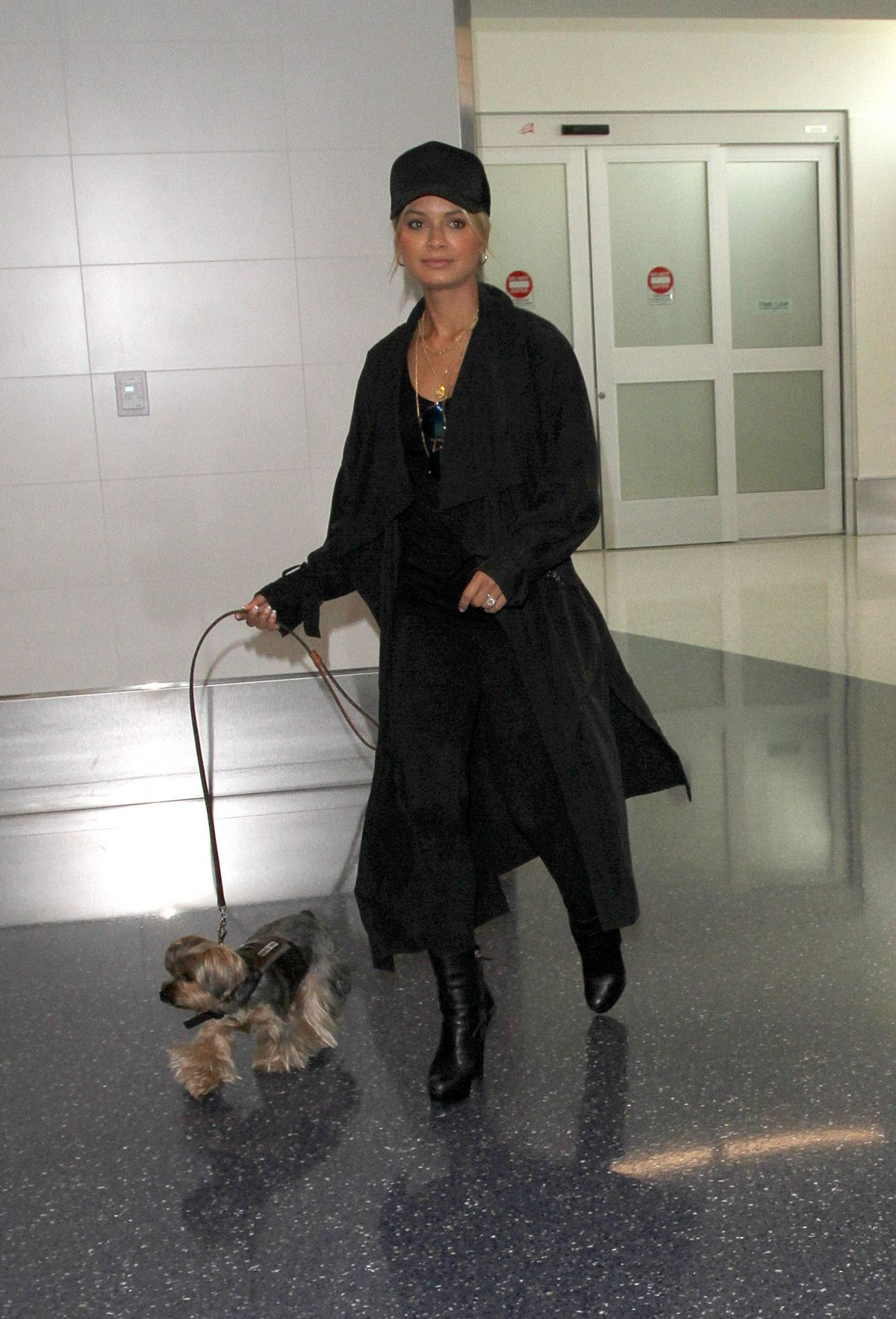 HAVANA BROW at Los Angeles International Airport 05/13/2016