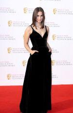 HEIDA REED at BAFTA TV Awards 2016 in London 05/08/2016