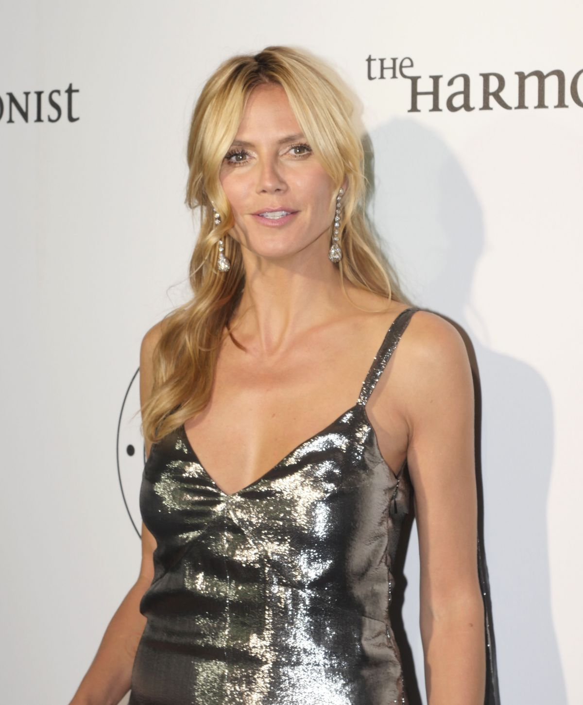 HEIDI KLUM at Harmonist Party at 2016 Cannes Film Festival 05/16/2016 ...