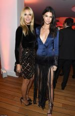 HEIDI KLUM at Vanity Fair & Chopard After-party in Cannes 05/14/2016