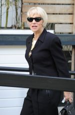 HELEN MIRREN Arrives at ITV Studios in London 05/17/2016